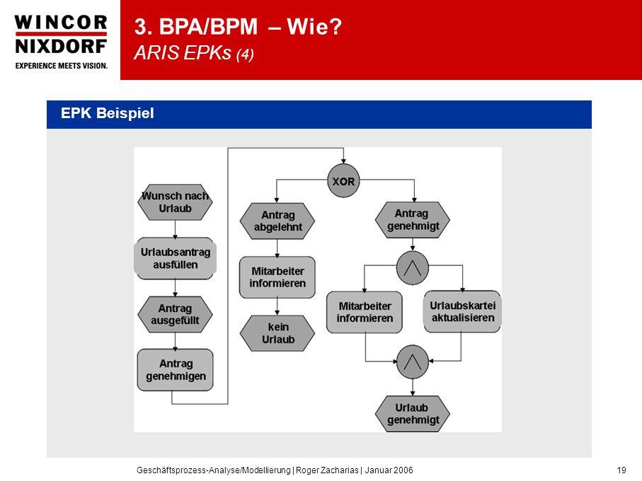 3. BPA/BPM – Wie ARIS EPKs (4)
