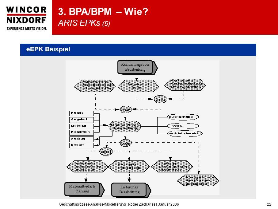 3. BPA/BPM – Wie ARIS EPKs (5)