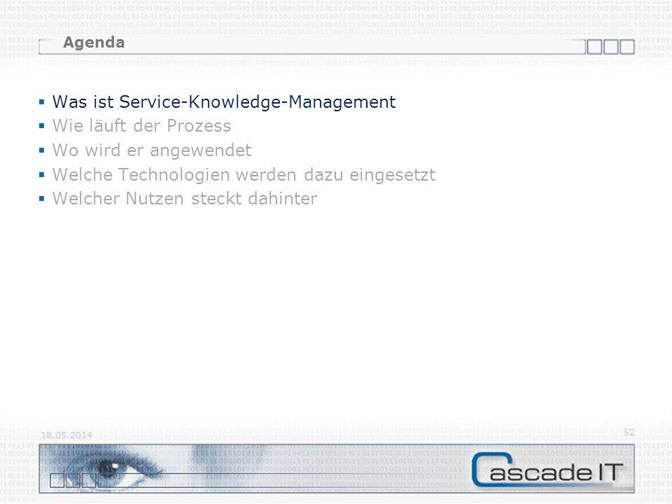 Was ist Service-Knowledge-Management Wie läuft der Prozess