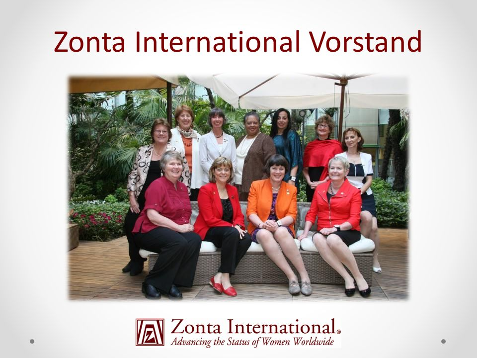 Zonta International Vorstand