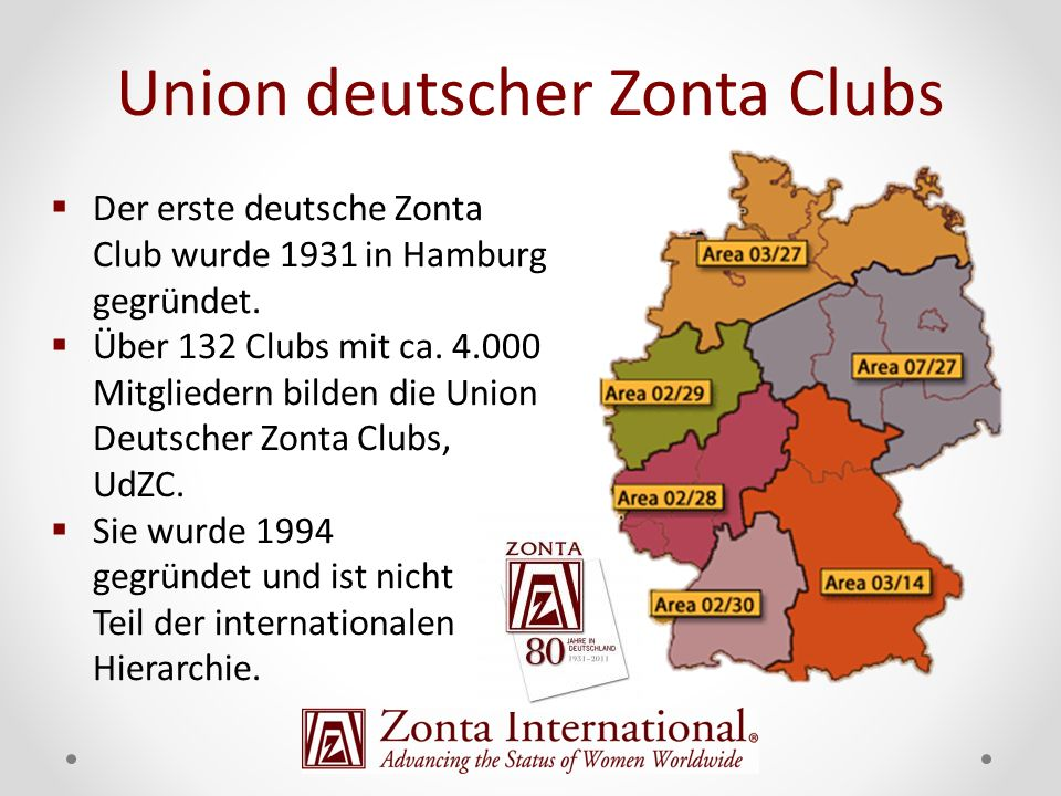 Union deutscher Zonta Clubs