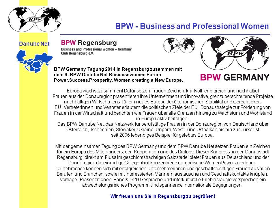 Wir freuen uns Sie in Regensburg zu begrüßen!