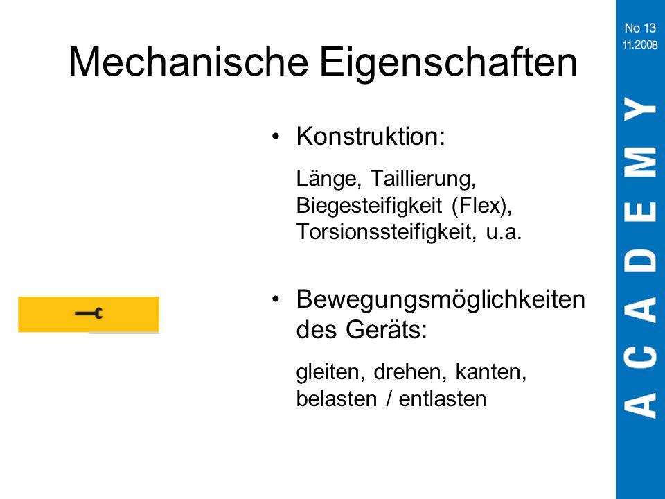 Mechanische Eigenschaften