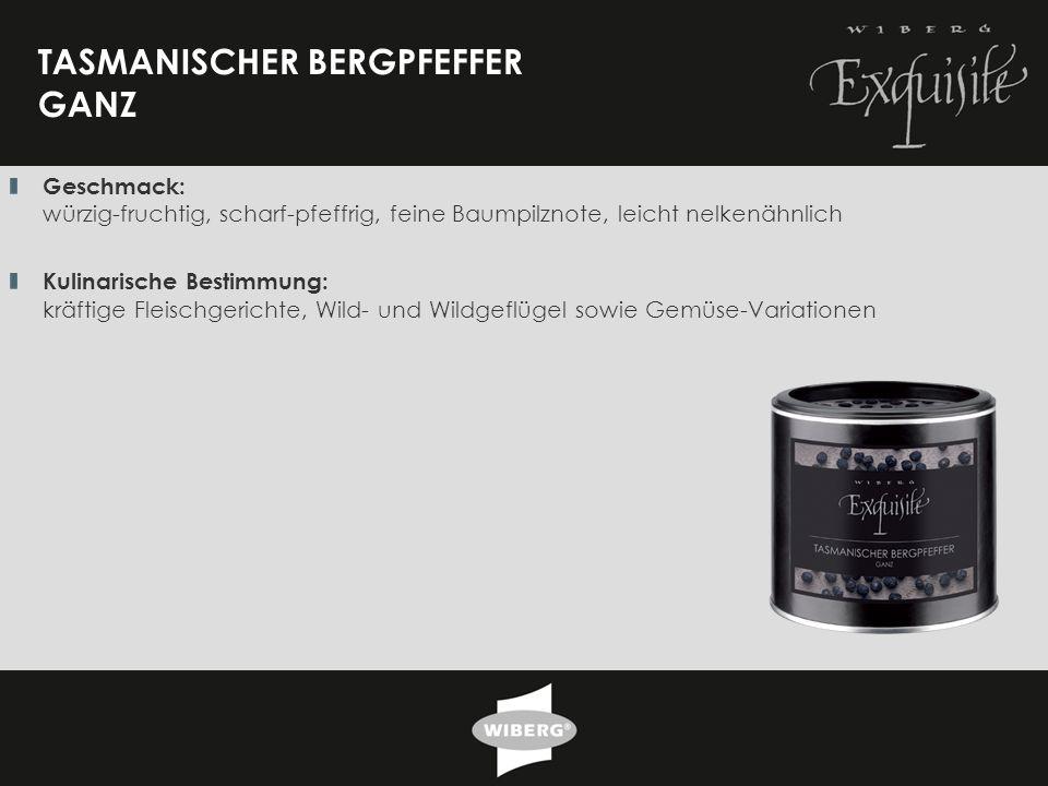 TASMANISCHER BERGPFEFFER GANZ