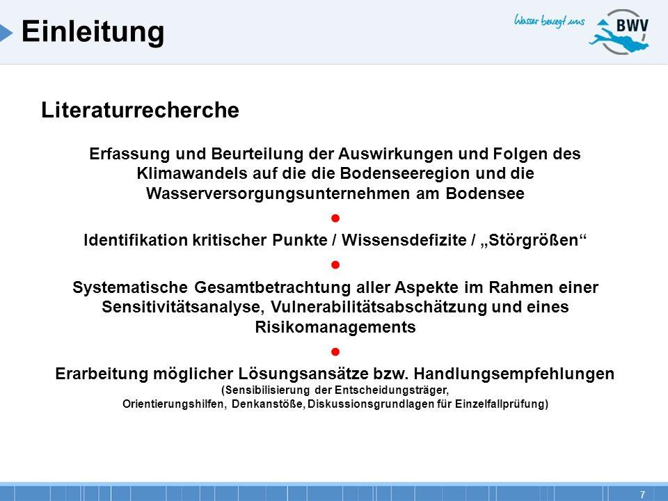 """Identifikation kritischer Punkte / Wissensdefizite / """"Störgrößen"""
