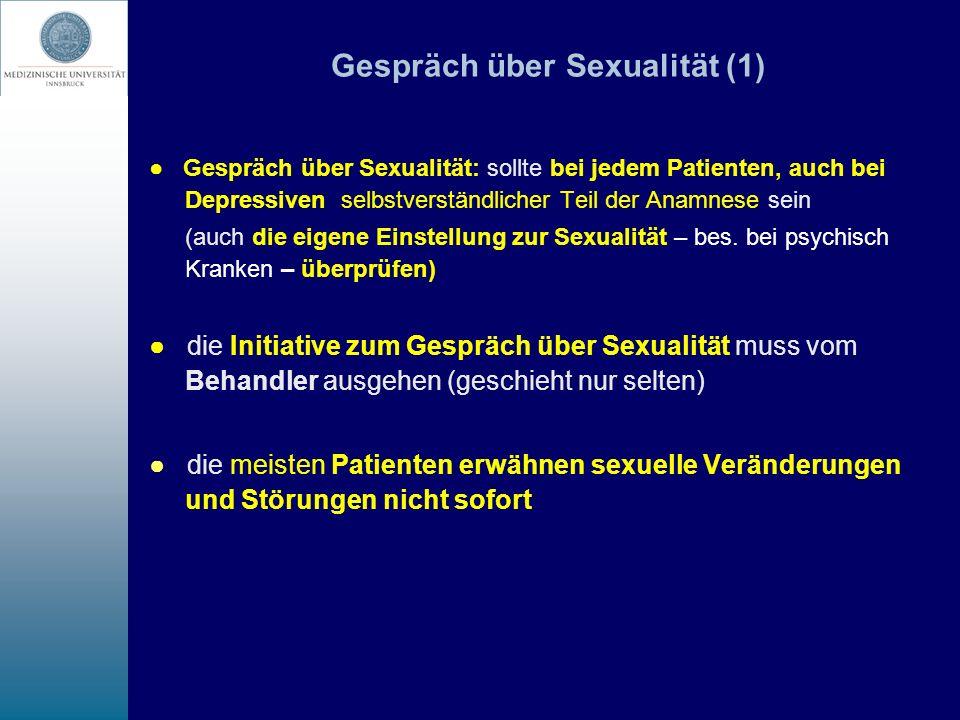 Gespräch über Sexualität (1)