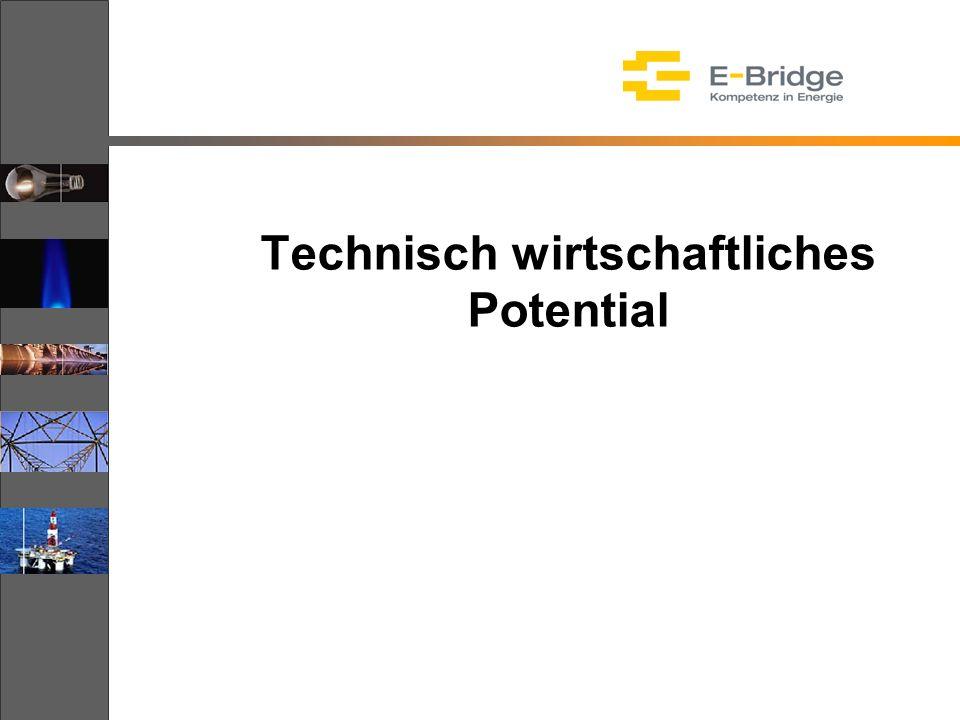 Technisch wirtschaftliches Potential