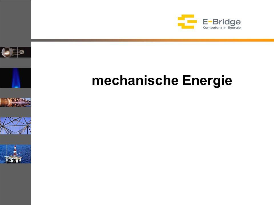 mechanische Energie