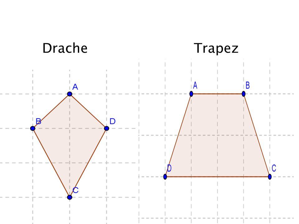 Drache Trapez