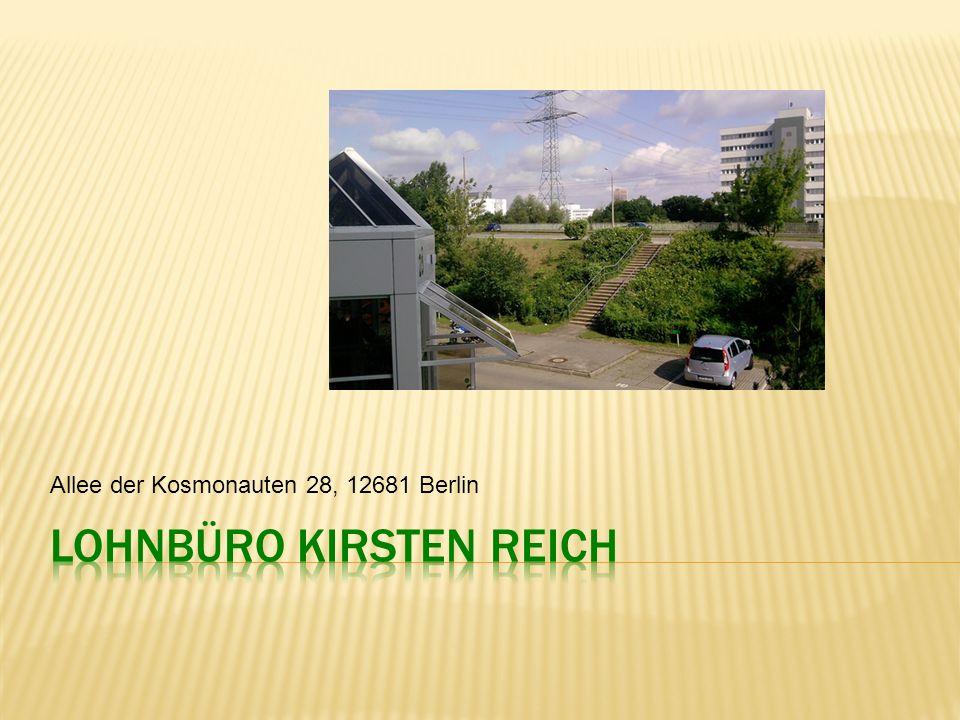 Lohnbüro Kirsten Reich