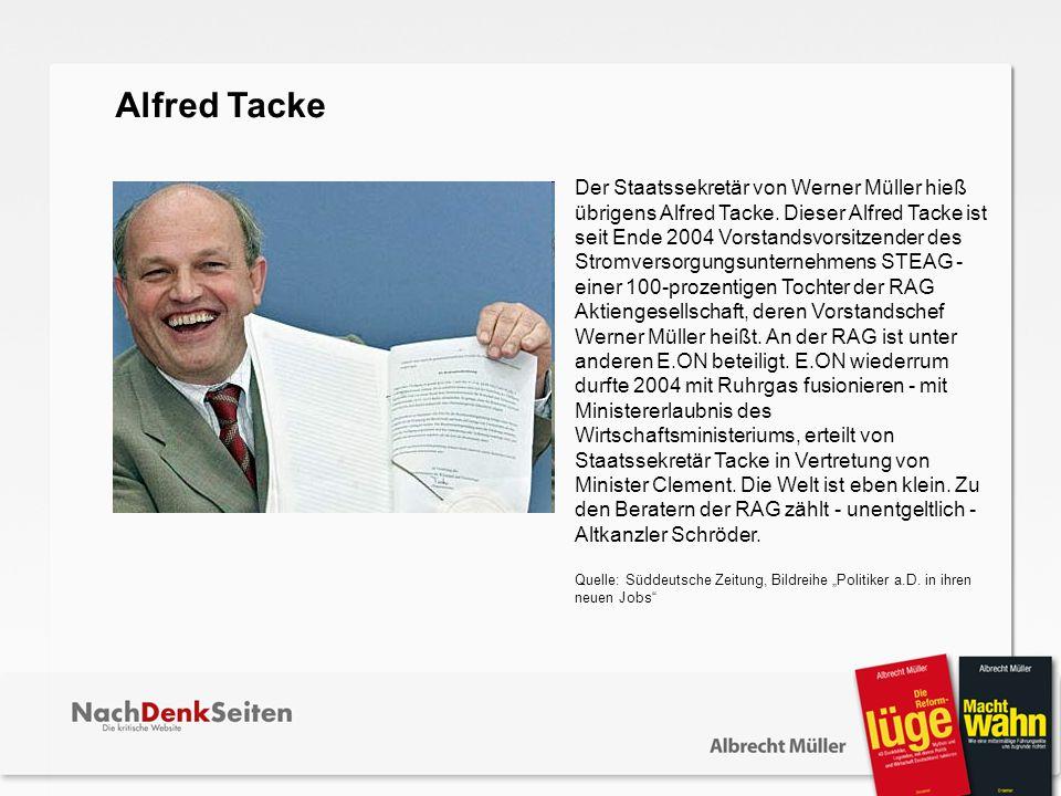 Alfred Tacke.