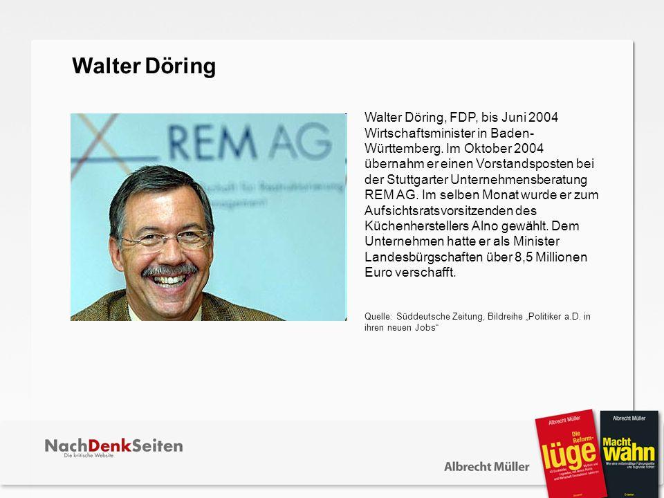 Walter Döring.