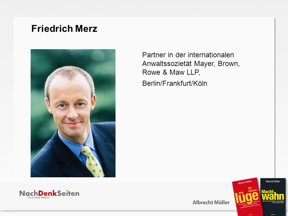 Friedrich Merz.