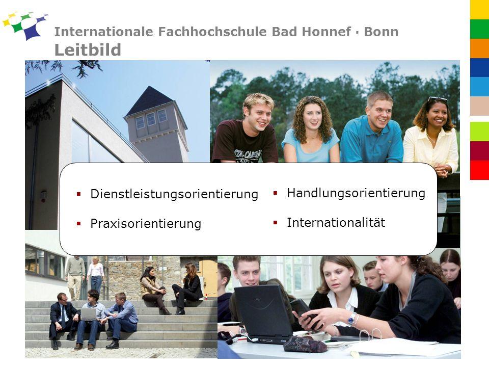 Internationale Fachhochschule Bad Honnef · Bonn Leitbild