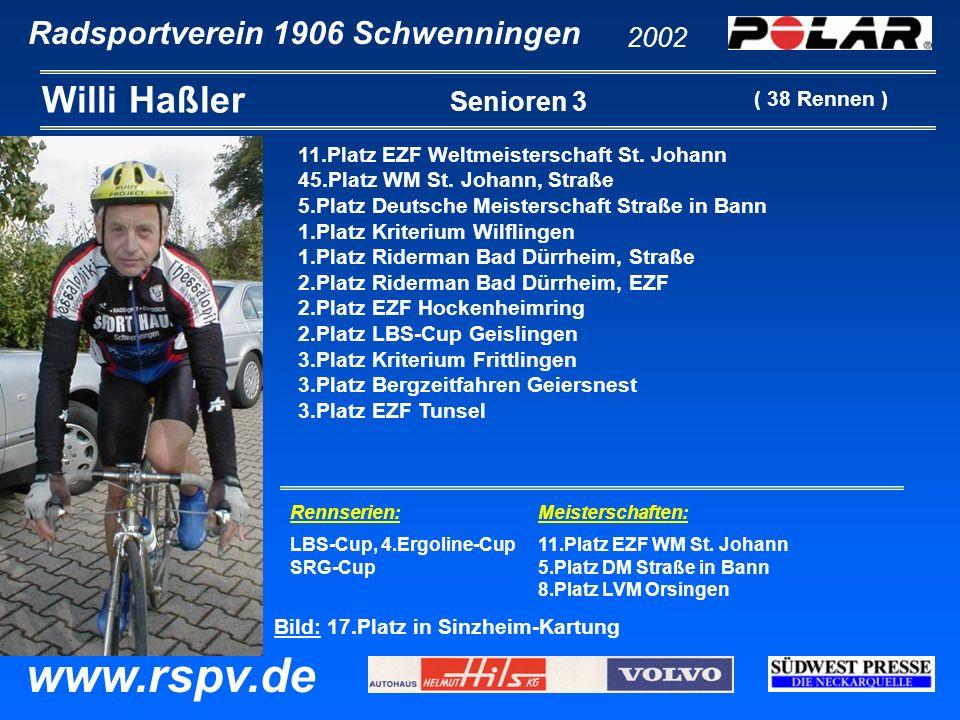 Radsportverein 1906 Schwenningen