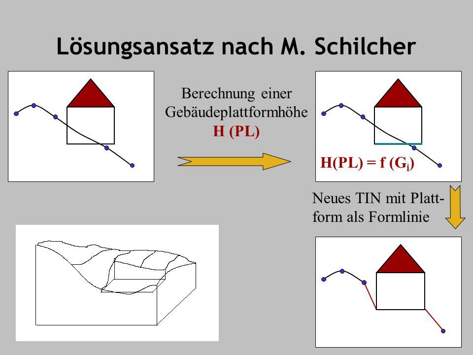 Lösungsansatz nach M. Schilcher