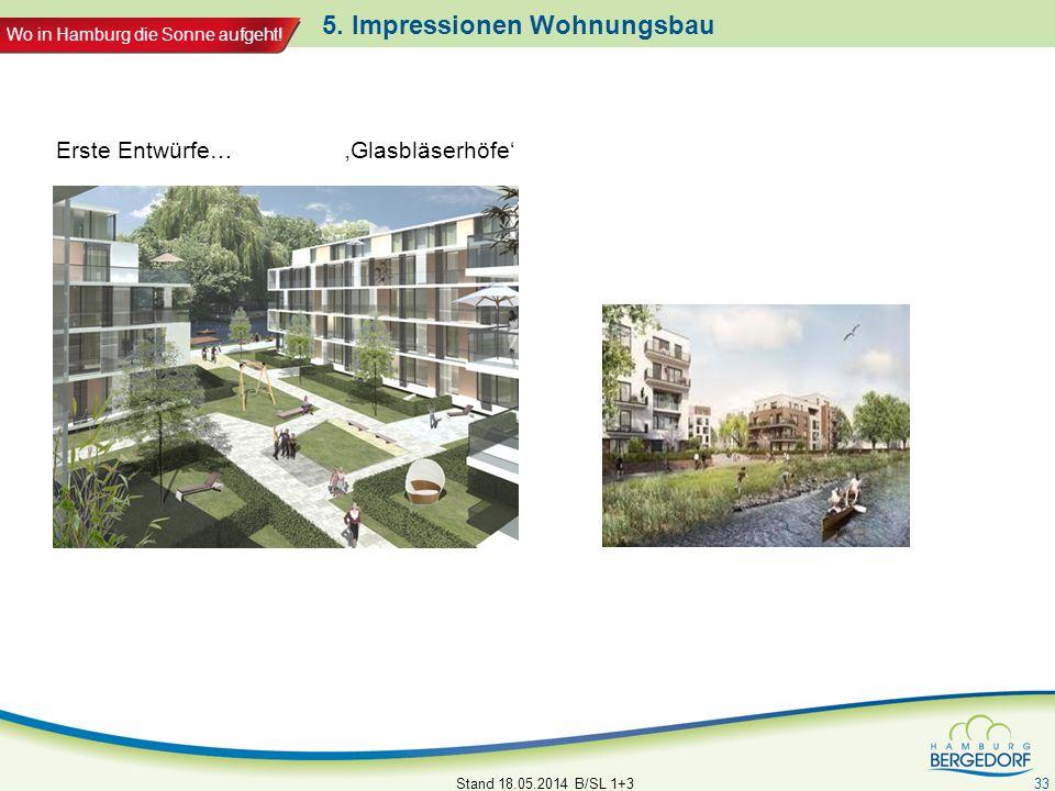 5. Impressionen Wohnungsbau