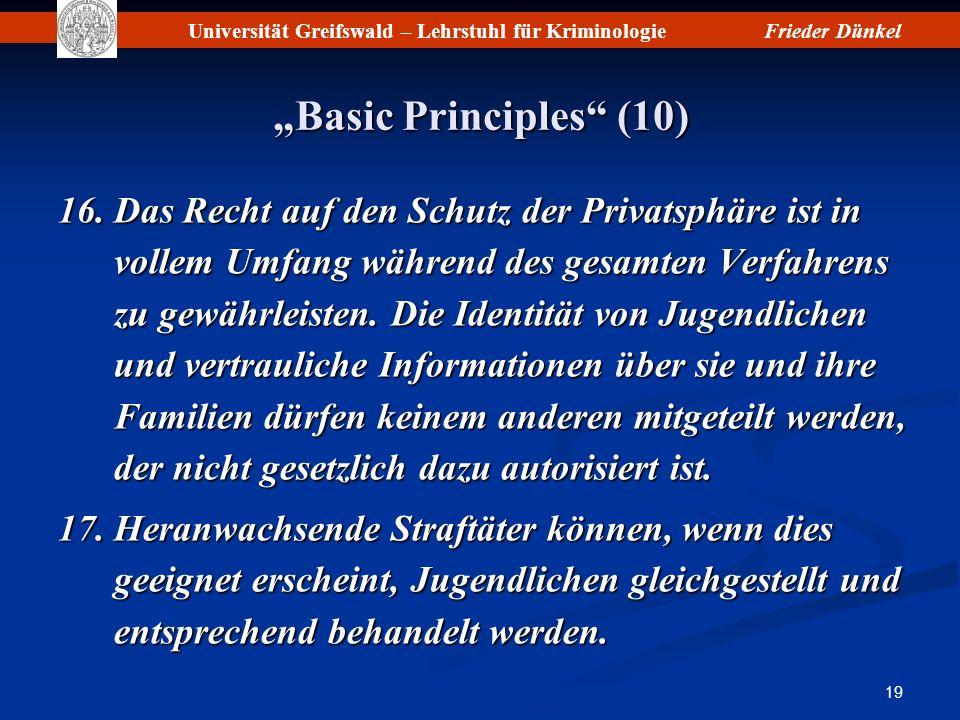 """Basic Principles (10)"