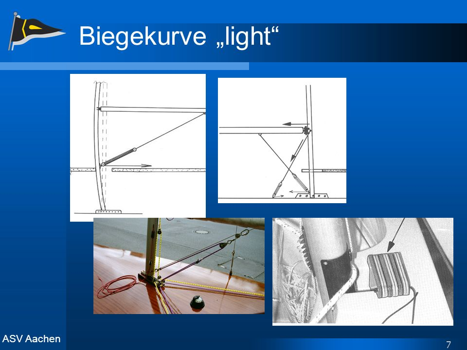 "Biegekurve ""light"