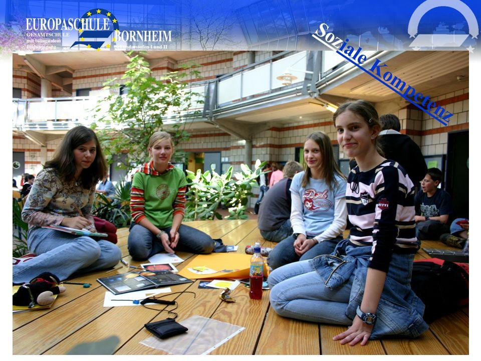 Soziale Kompetenz Europaschule Bornheim, Goethestr. 1, 53332 Bornheim