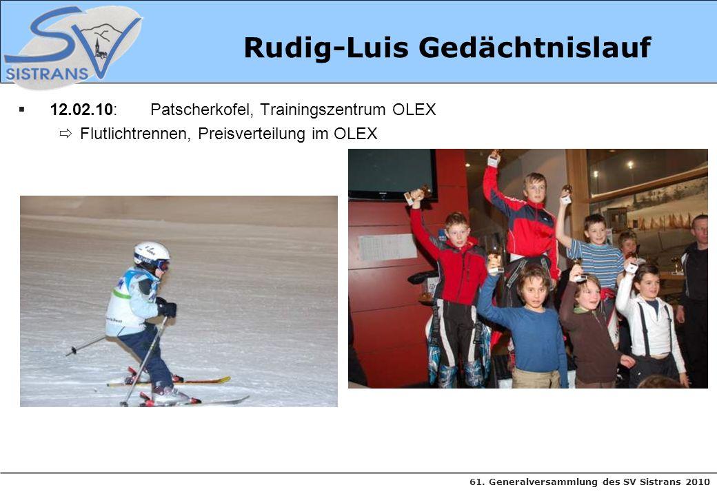 Rudig-Luis Gedächtnislauf