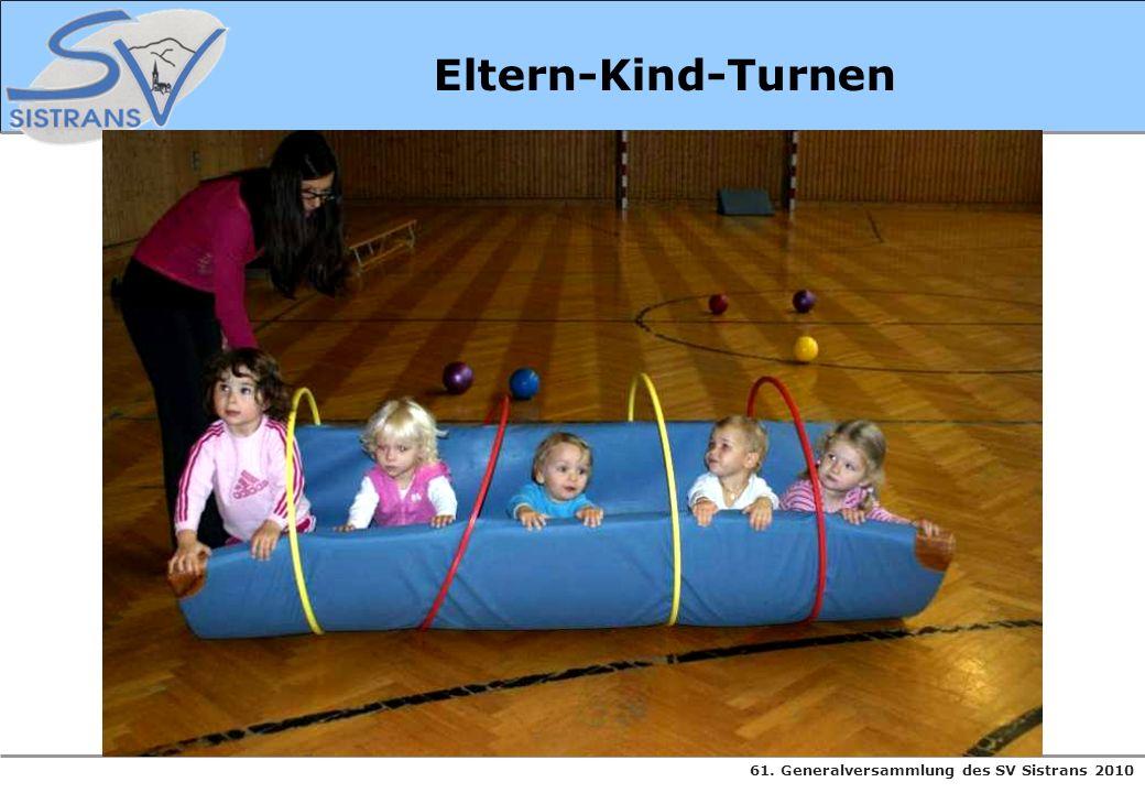 Eltern-Kind-Turnen