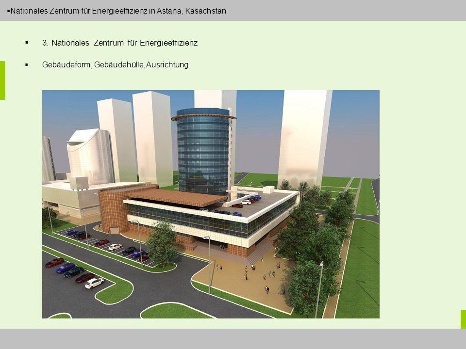 Nationales Zentrum für Energieeffizienz in Astana, Kasachstan