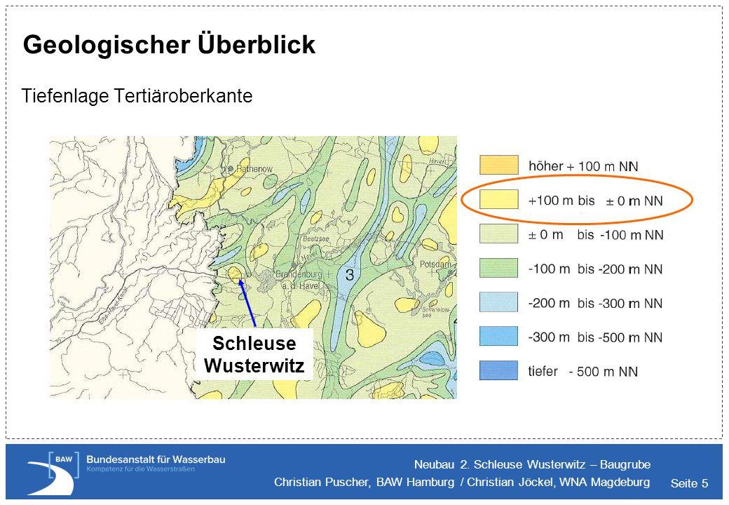 Geologischer Überblick