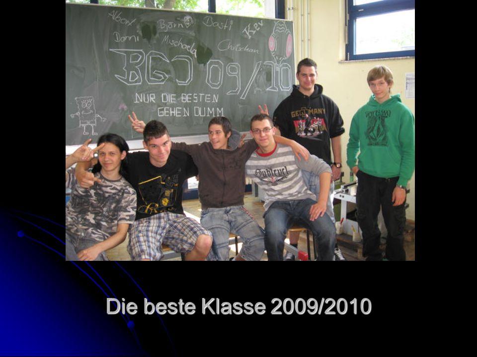 Die beste Klasse 2009/2010