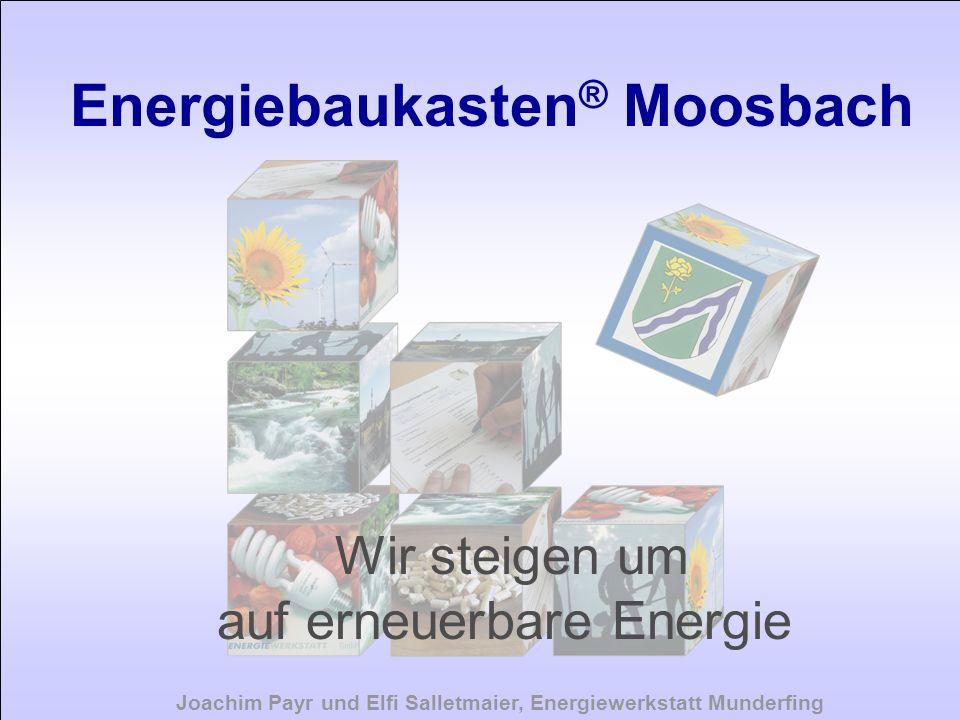 Energiebaukasten® Moosbach
