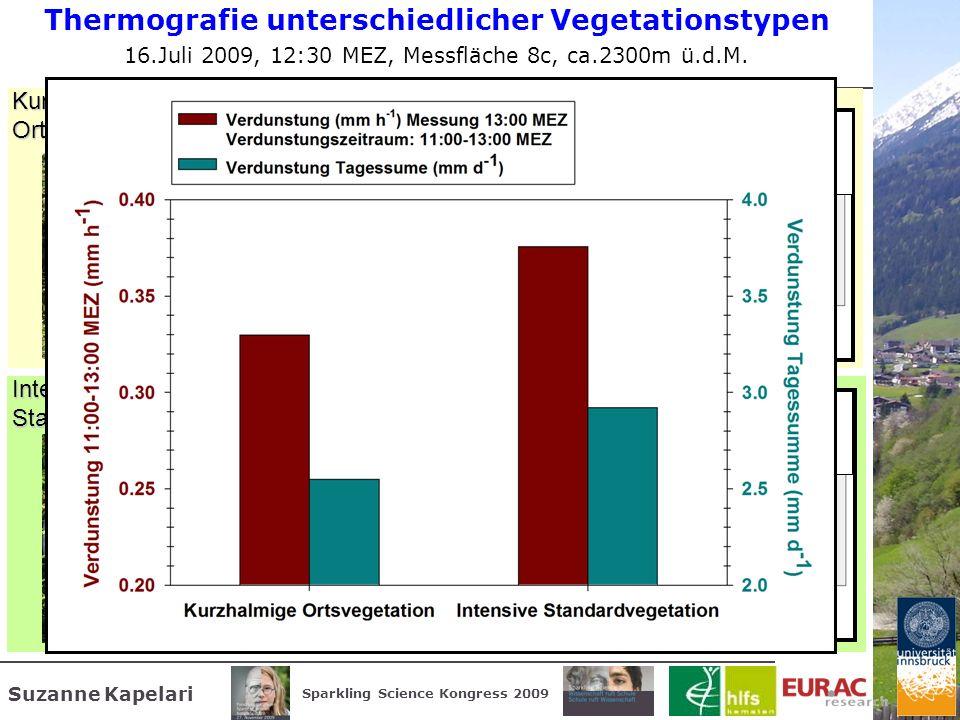 Thermografie unterschiedlicher Vegetationstypen 16