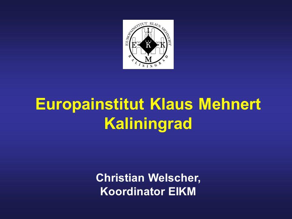 Europainstitut Klaus Mehnert
