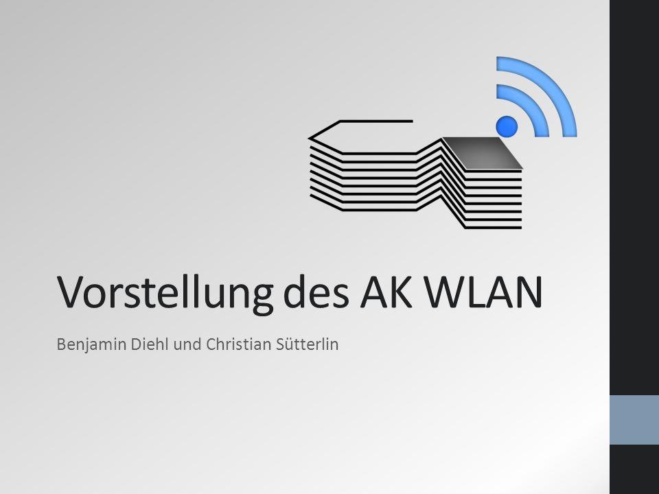 Vorstellung des AK WLAN
