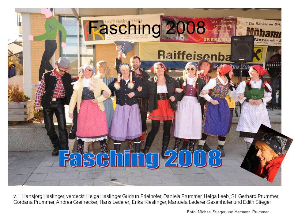 Fasching 2008 Fasching 2008.