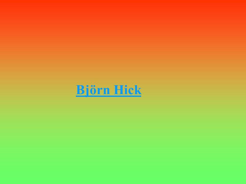 Björn Hick