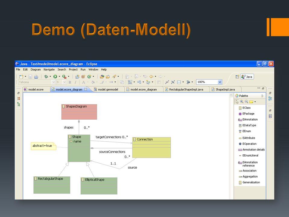 Demo (Daten-Modell)