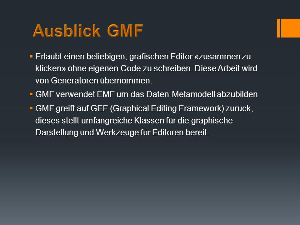 Ausblick GMF