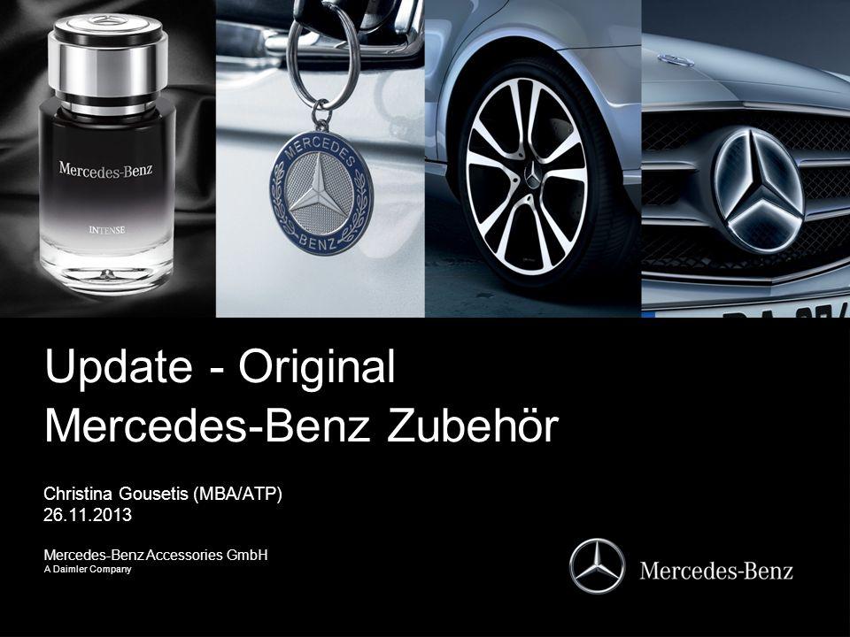 update original mercedes benz zubeh r ppt video online. Black Bedroom Furniture Sets. Home Design Ideas