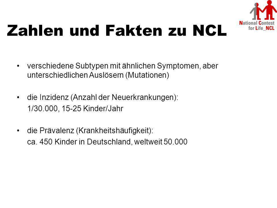 Zahlen und Fakten zu NCL