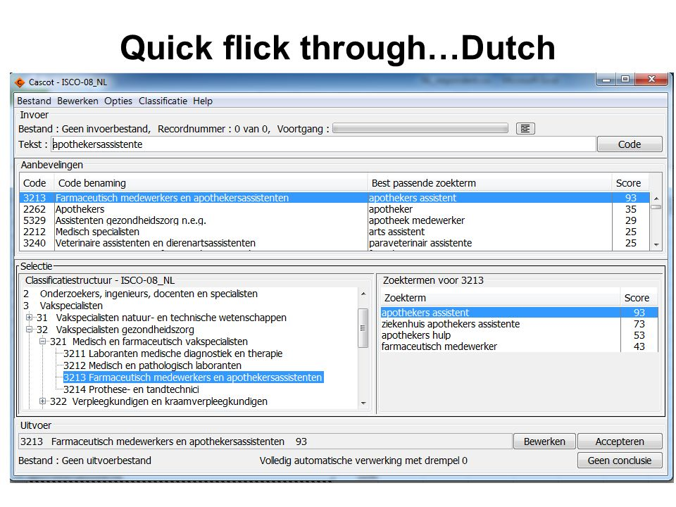 Quick flick through…Dutch