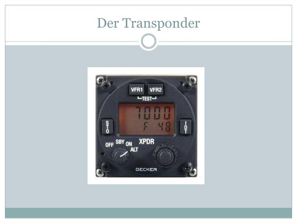 Der Transponder
