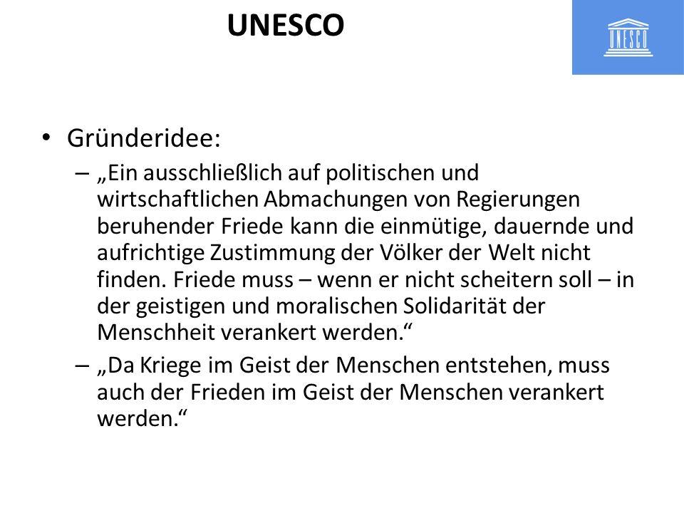 UNESCO Gründeridee: