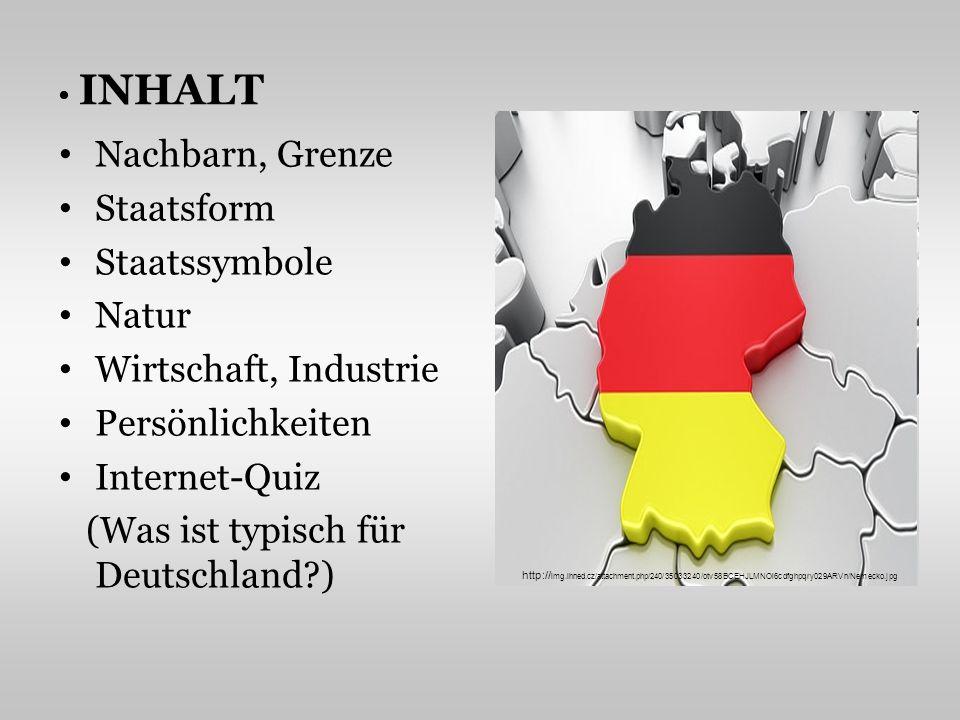 (Was ist typisch für Deutschland )