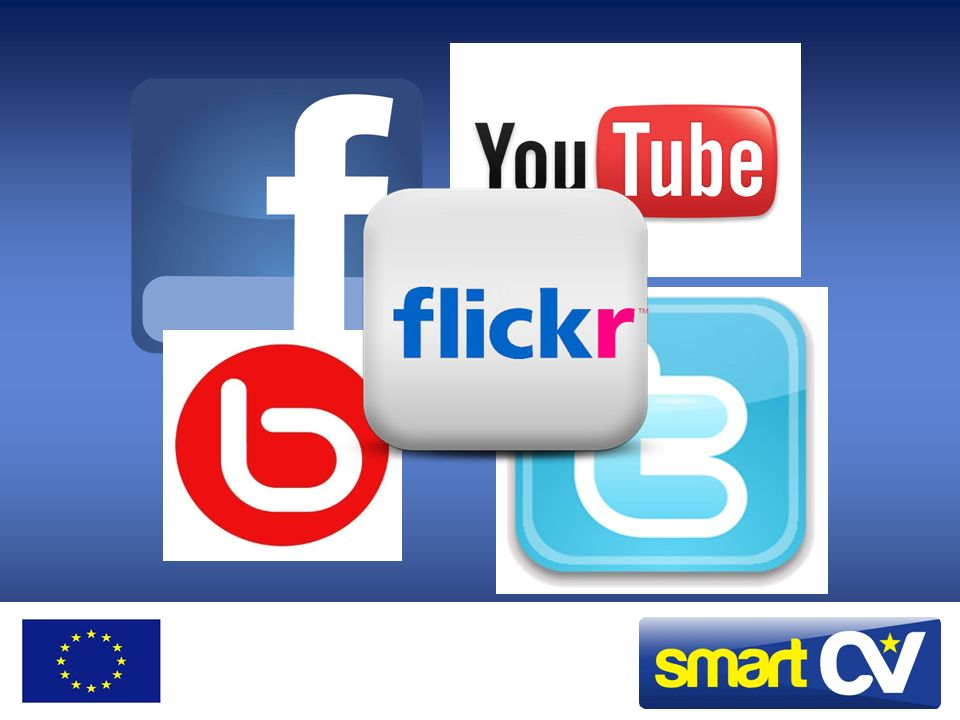 Social Media – here are just a select few examples which you might be familiar with.
