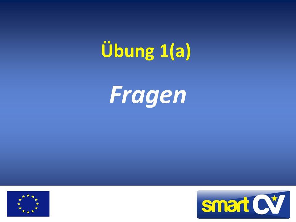 Fragen Übung 1(a) Put social media tweets back up Questions: