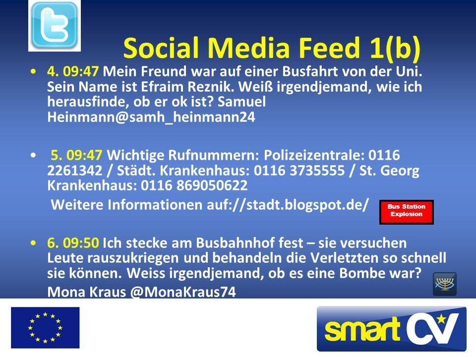 Social Media Feed 1(b)