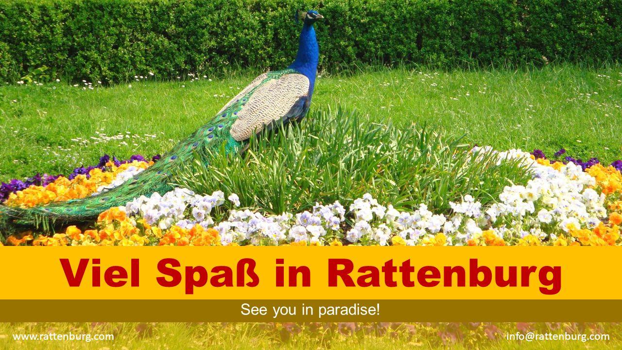 Viel Spaß in Rattenburg