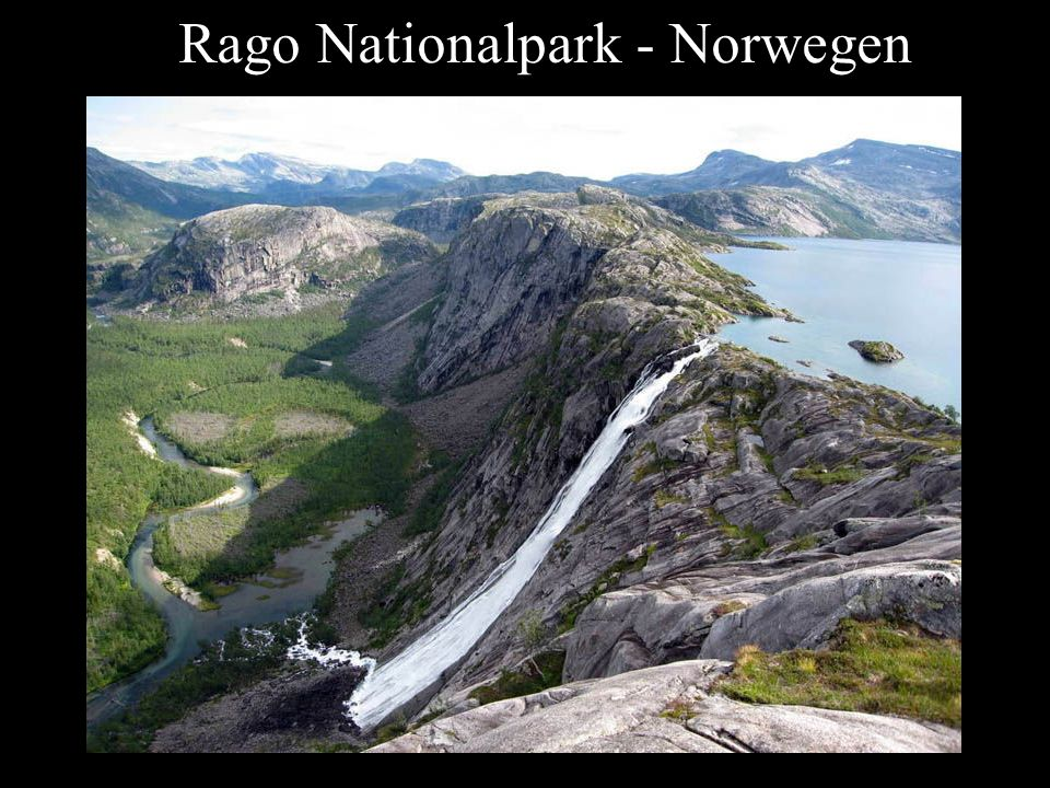 Rago Nationalpark - Norwegen