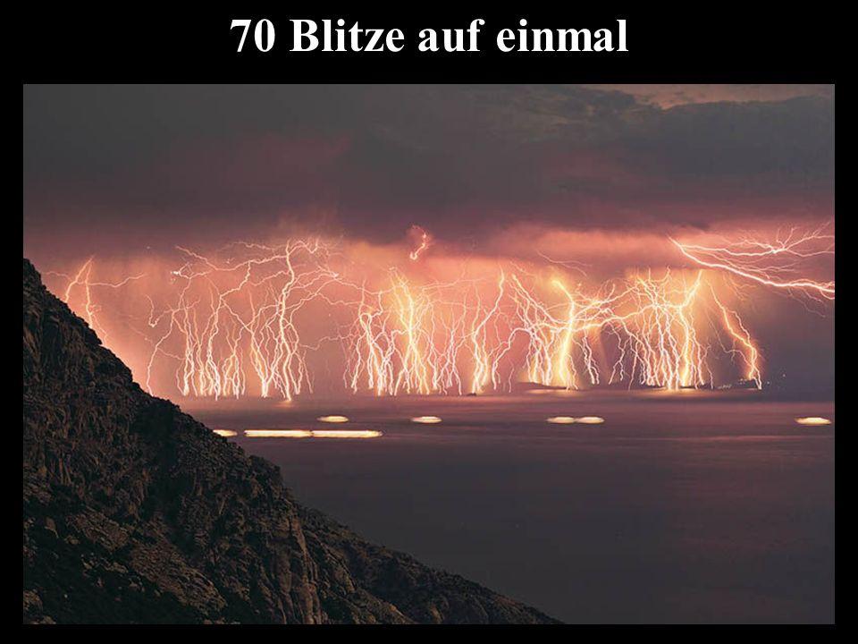 70 Blitze auf einmal 21
