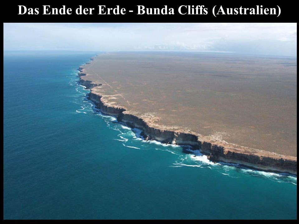 Das Ende der Erde - Bunda Cliffs (Australien)